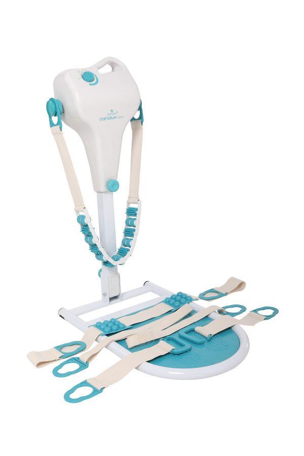 VibroMassager Variolux Super complete with 4 massaging belts