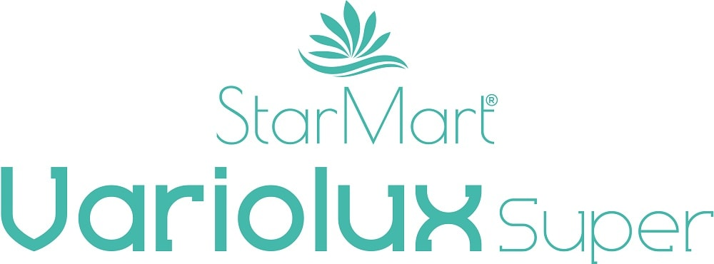 Logo registrato Variolux Super by StarMart
