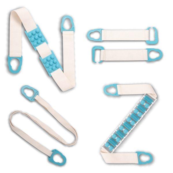 Set of 4 Massaging Belts for the VarioLux Super